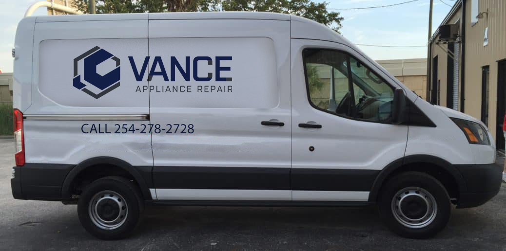 vance appliance repair in temple
